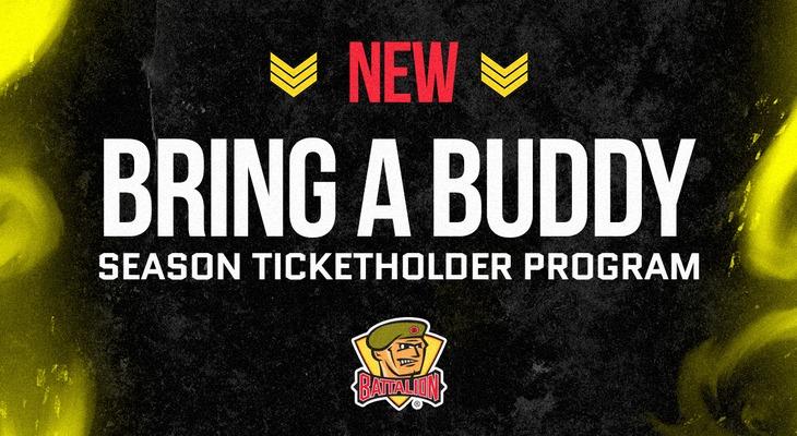 Bring a Buddy Program