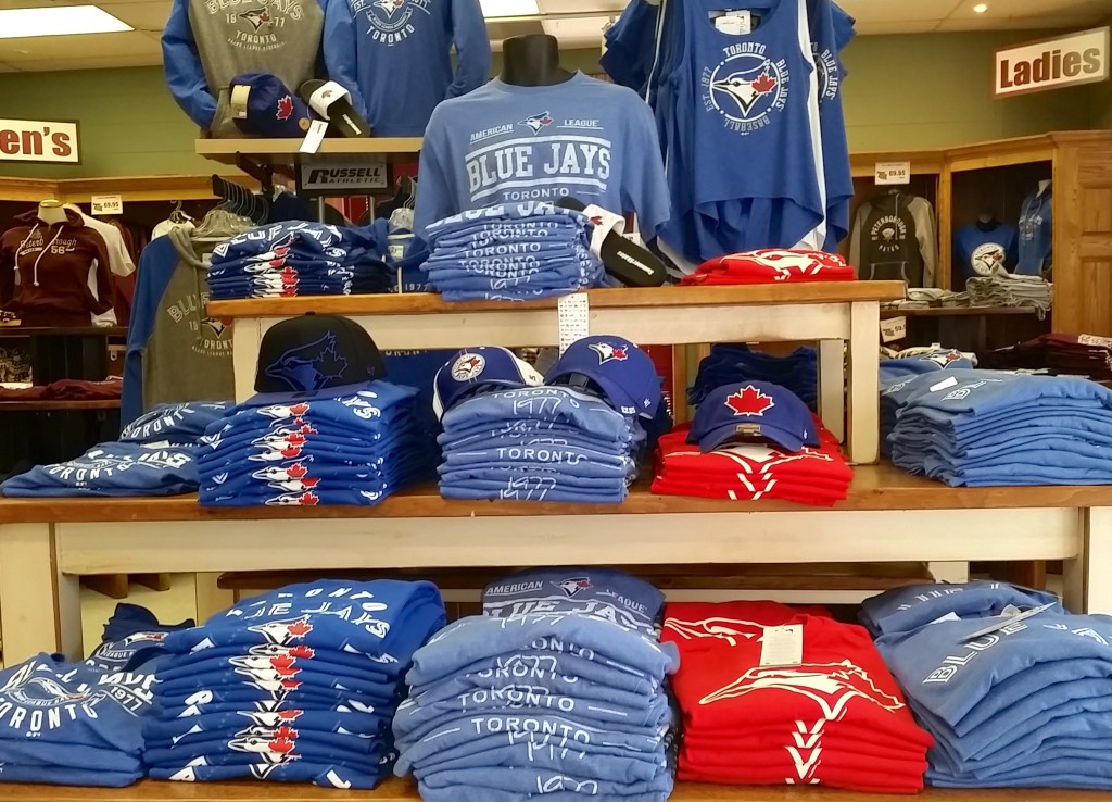 Official Toronto Blue Jays Apparel Available Now in the