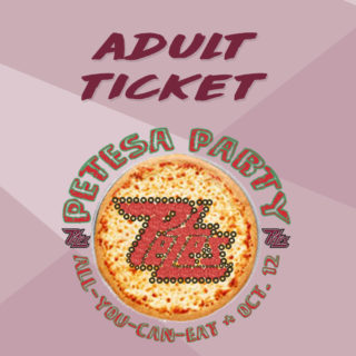 Adult Regular Petesa Party Ticket (square)