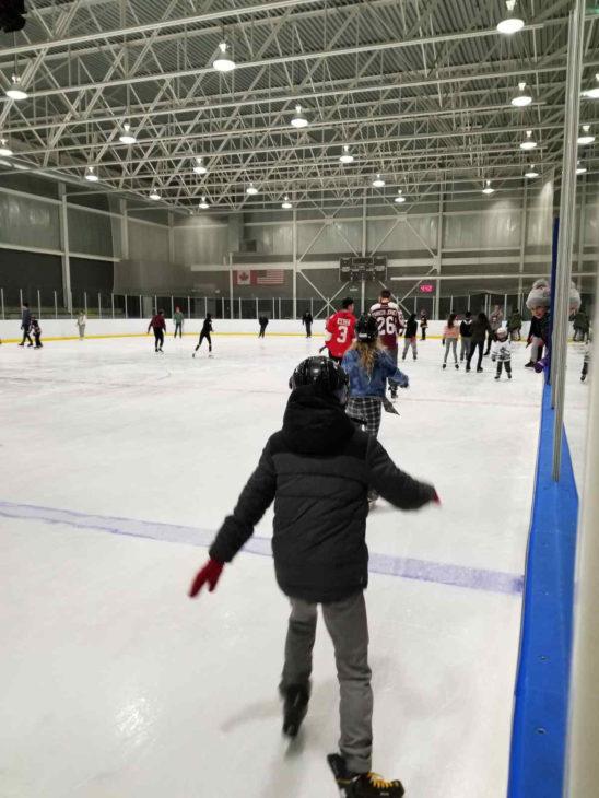 Dec. 22 Skaters