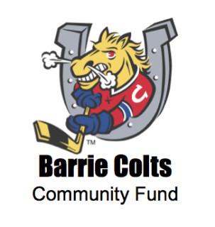 Colts Community Fund Logo