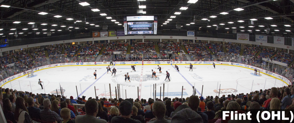 Flint Firebirds OHL Arena - Dort Federal Event Center