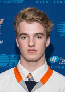 Flint Firebirds 2017 10th-Round OHL Draft Pick Jacob Winterton