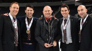 Ryan Oulahen Canada Gold Medal