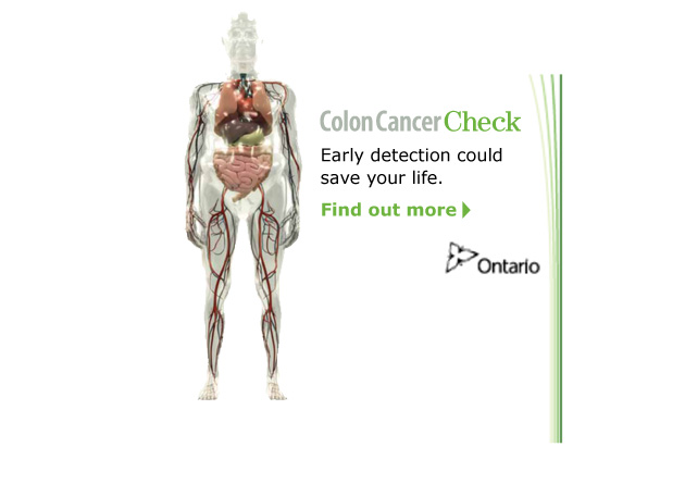 Coloncancercheck And The Ohl Take A Shot At Colorectal Cancer Guelph Storm