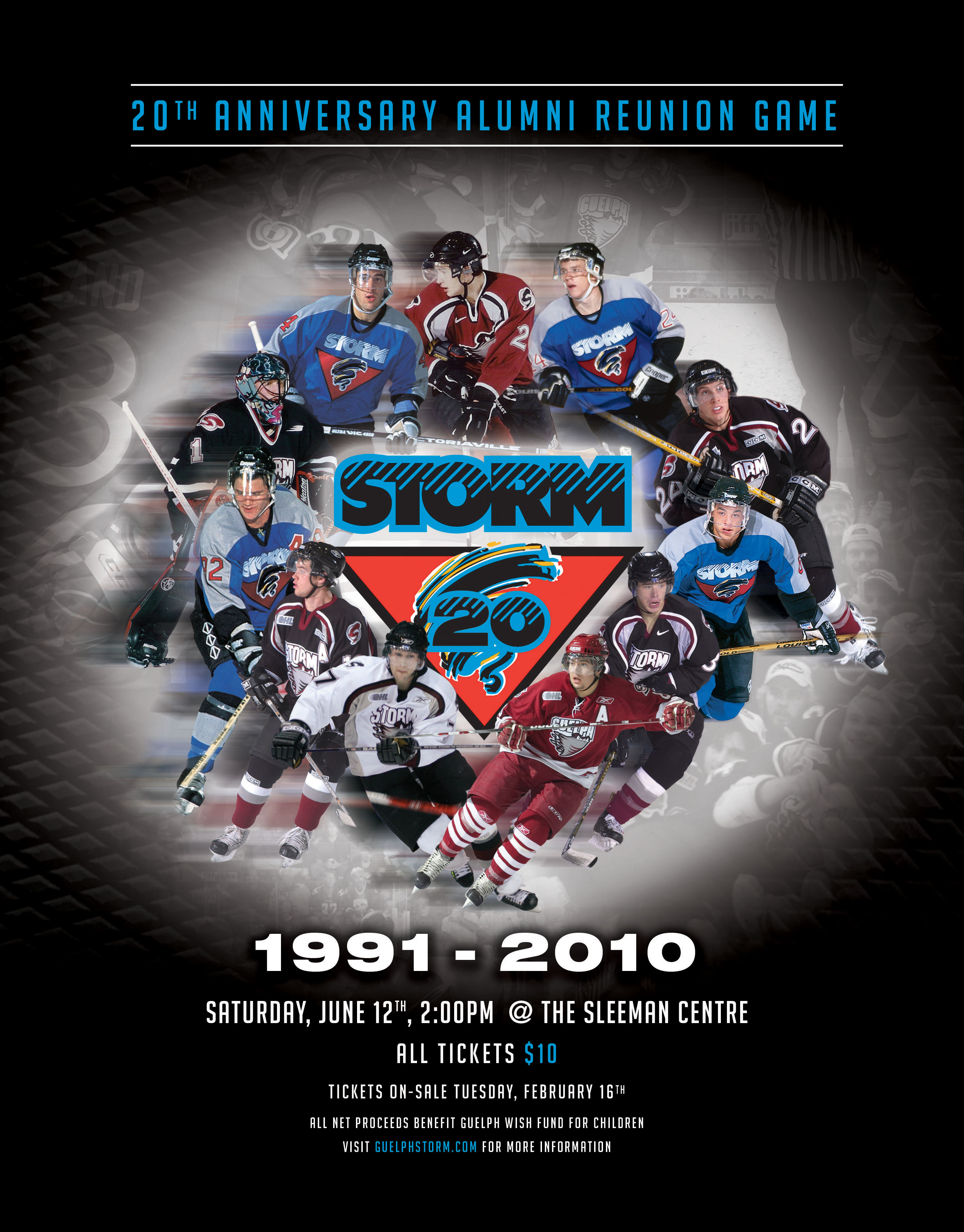 Storm annouces Top 20 of all-time – Guelph Storm