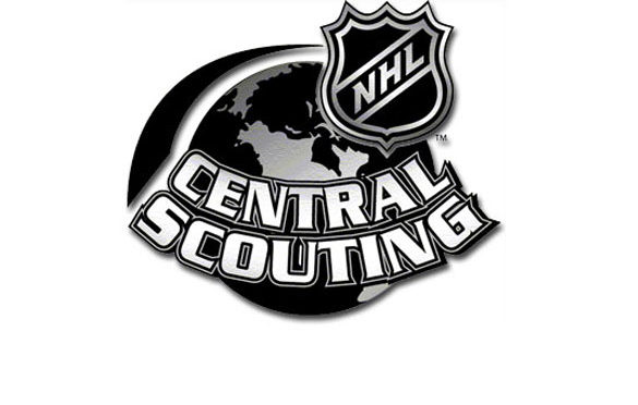MUTTER ON NHL CENTRAL SCOUTING MID-TERM
