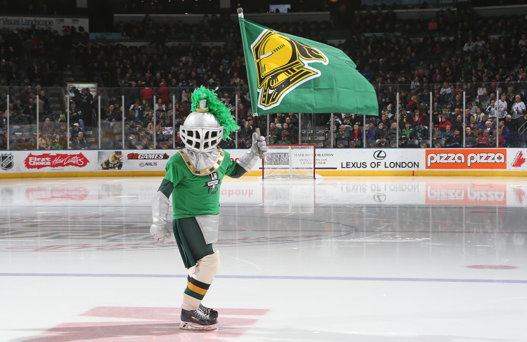 Help Turn Budweiser Gardens Into The House Of Green London Knights