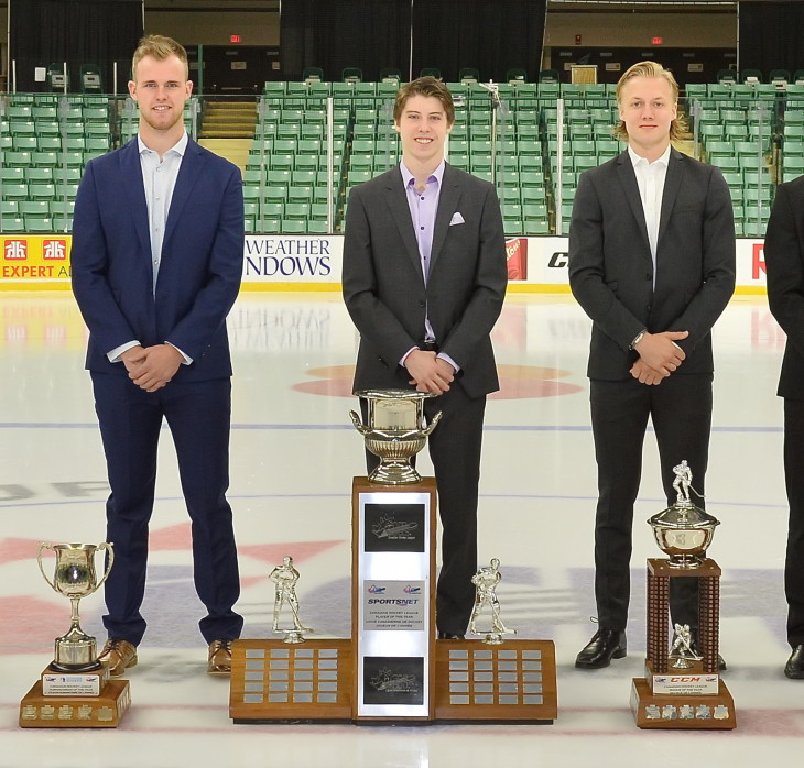 OHL Group Award Photo