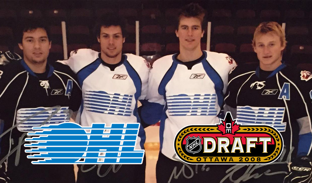 Draft Of The Decade Ohl Produced Top Four Picks In 2008 Ontario Hockey League