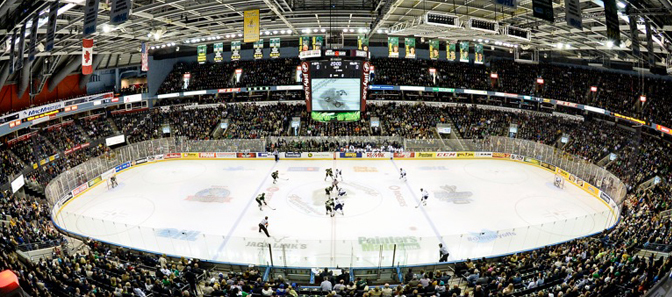 Preview Spirit Look To Leapfrog Knights In Standings Friday Night At Budweiser Gardens Saginaw Spirit