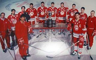 1993 Memorial Cup Champions