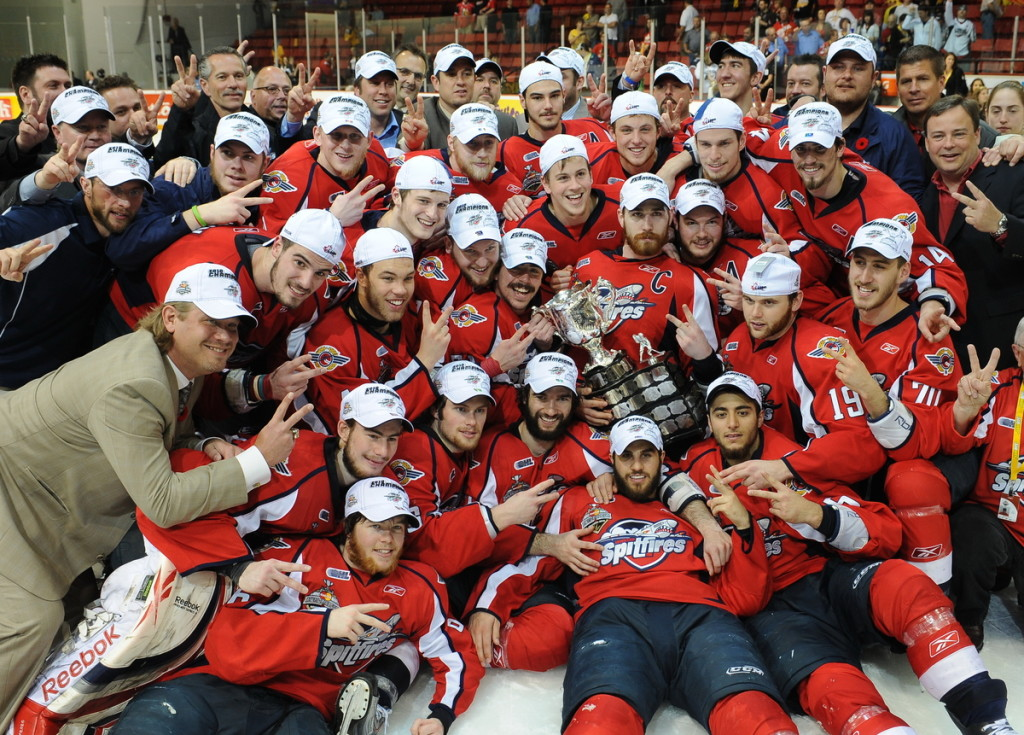 2010 Memorial Cup Champs