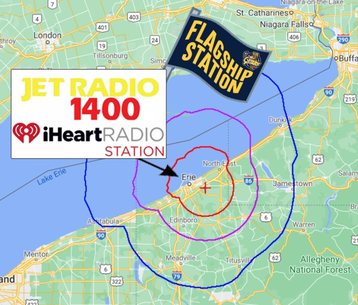 Coverage Map iHeart Only
