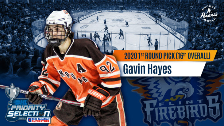 OHL Draft Picks_Twitter_Hayes