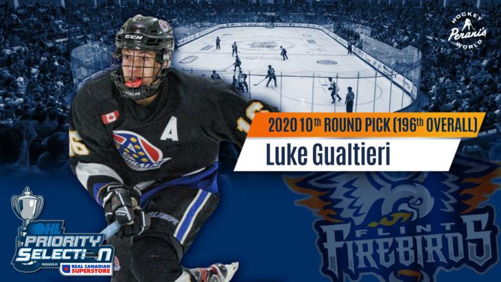 OHL Draft Picks_Twitter_Gualtieri
