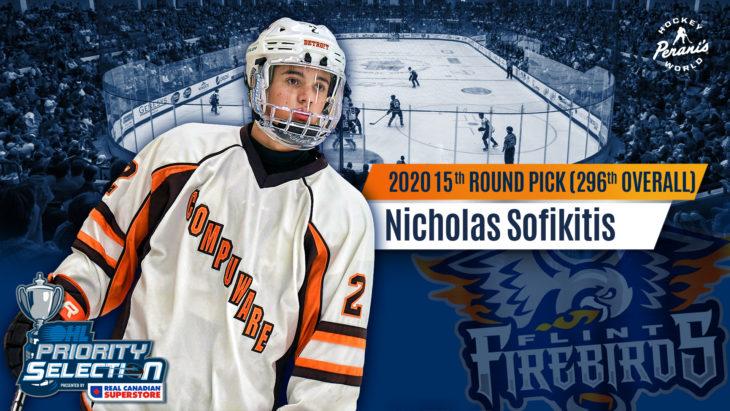 OHL Draft Picks_Twitter_Nicholas Sofikitis