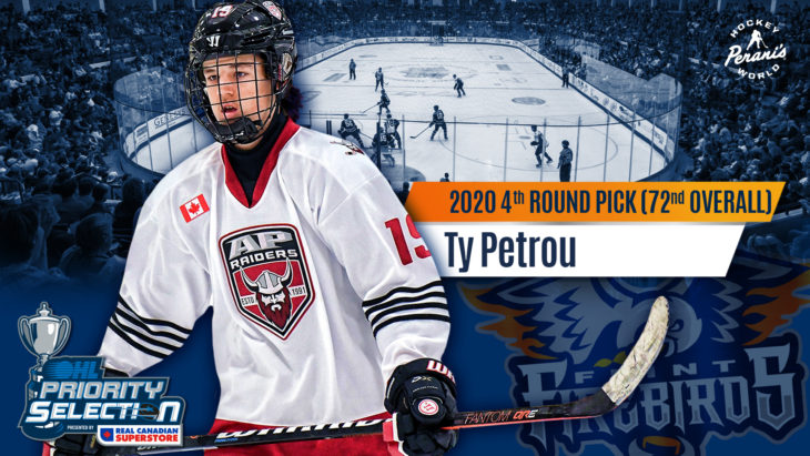 OHL Draft Picks_Twitter_Petrou