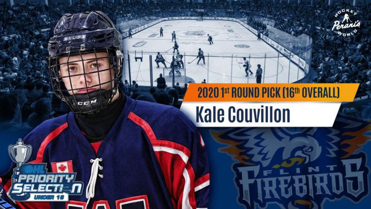 OHL Draft Picks_Twitter_Couvillon