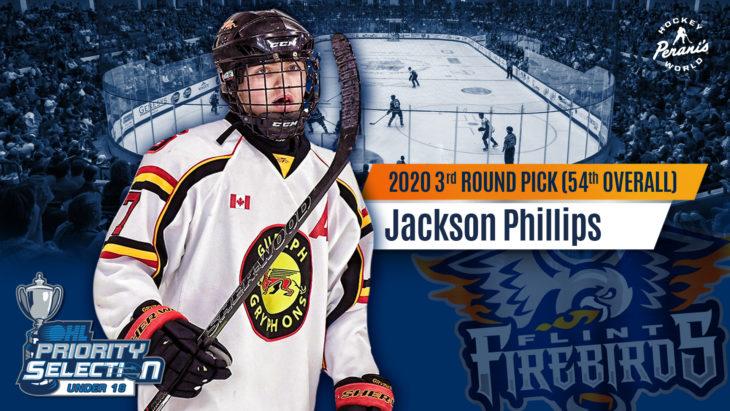 OHL Draft Picks_Twitter_Phillips