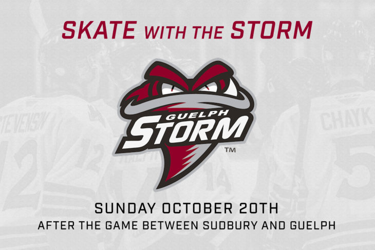 Skate with the Storm