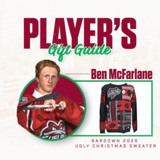 PLAYER GIFT GUIDES McFarlane