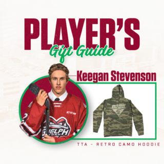 PLAYER GIFT GUIDES Stevenson