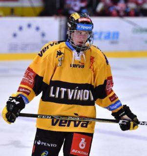 Jan Mysak - Litvinov Jr