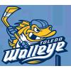 Tolledo Walleye Hamilton Bulldogs Kaden Fulcher ECHL
