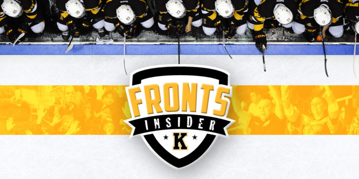 Sign up to become a Fronts Insider