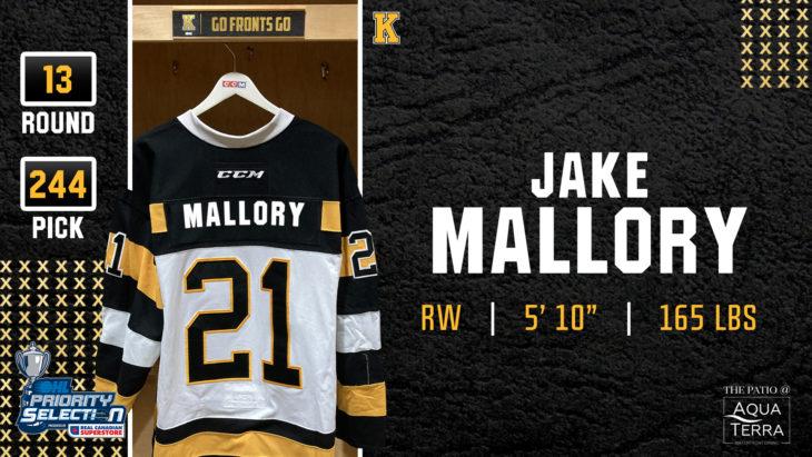 Jake Mallory