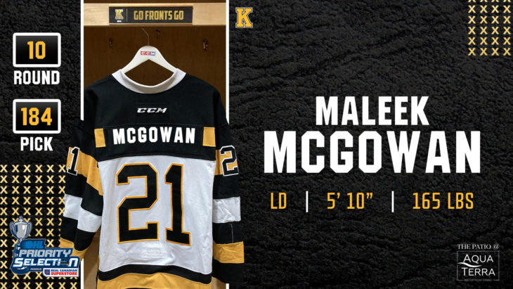 Maleek McGowan