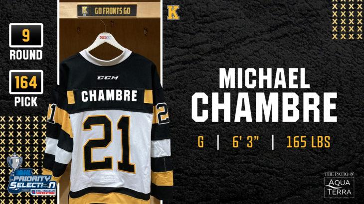 Michael Chambre