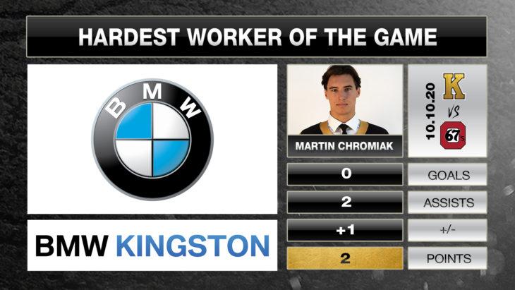 BMW Hardest Worker