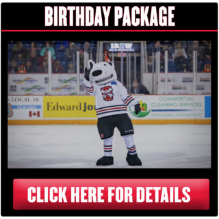 Ticket Page Button - Birthday package