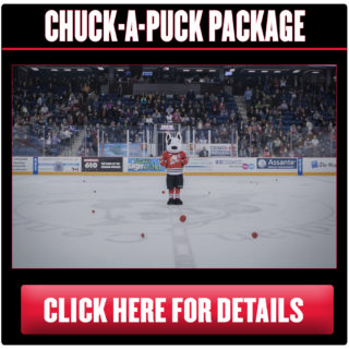 Ticket Page Button - Chuck A Puck