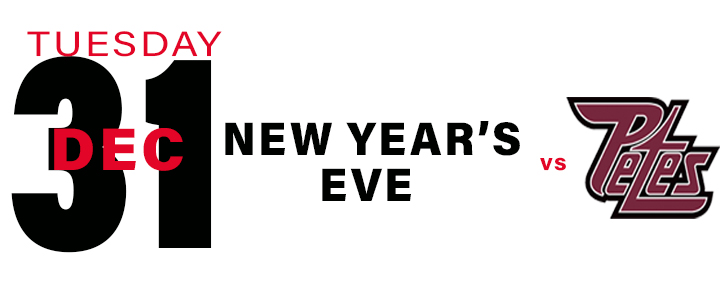 PROMOTIONAL Schedule - NYE