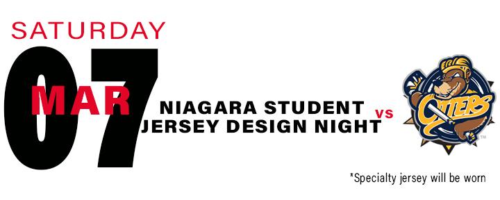 PROMOTIONAL Schedule - Niagara Student Design copy