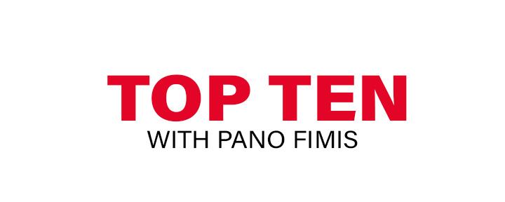 TOP 10 - Pano