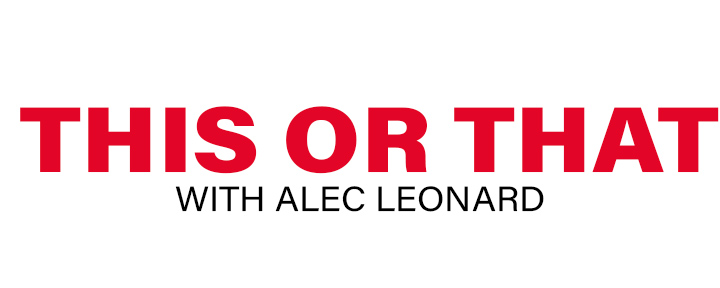 THIS OR THAT - ALEC