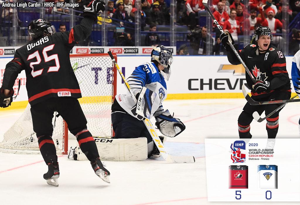 Hockey Corner Helsinki