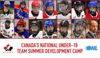 Hockey Canada recognizes 13 OHL players invited to 2021 ...