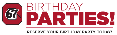 Header image about Birthday Parties - Reserve your party today!