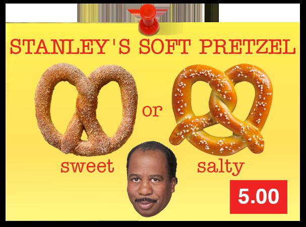 Stanleys Pretzels
