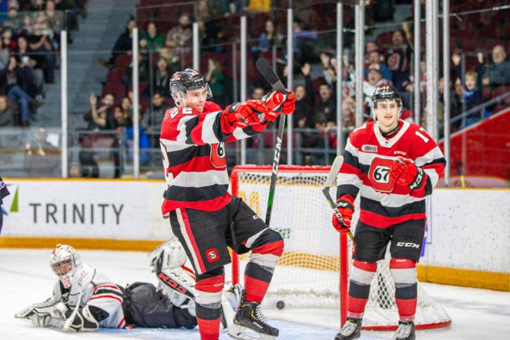 Ottawa 67's start afresh with a 7-4 win over Owen Sound.