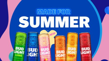 Bud Light - Summer Family