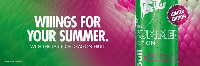 RedBull Dragon Fruit