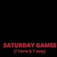 14 Saturday games icon