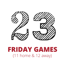 23 friday games icon