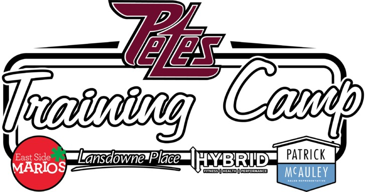 Petes Training Camp 2019 Logo